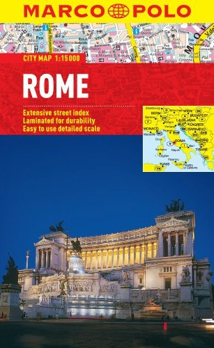 Sicily Marco Polo Map (Marco Polo Maps) by Marco Polo Travel Publishing (2012-06-25)