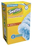 Swiffer Staubmagnet-Tücher, 9er pack