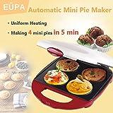 EUPA Automatische Egg Tart Pancake Pie Baking Pan Multi-Funktions-Kuchen-Maschine