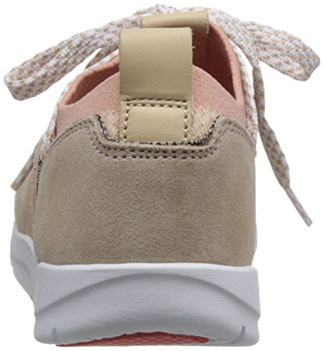 f0e3f4d10b18 Clarks Damen Tri Amelia Sneaker Pink Pink Combi - hfb-conference.de
