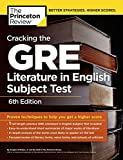 Cracking the GRE Literature in English Subject Test (Graduate School Test Preparation)