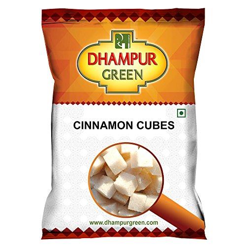 Dhampur Green Cinnamon Sugar Cube, 350g
