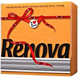 Renova Servilletas de papel Red Label Naranja - 70 servilletas