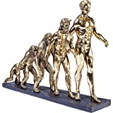 KARE Figura Decorativa Evolution, 42.5 x 18.5 x 58 cm