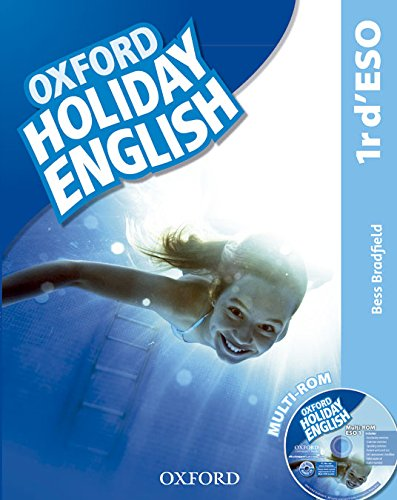 Holiday English 1º ESO: Student's Pack (catalán) 3rd Edition (Holiday English Third Edition) - 9780194014540
