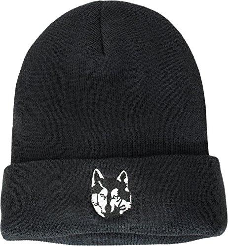 tze mit Thinsulate-Fütterung Farbe Schwarz (Schwarz Hund Die Ohren Kostüm)