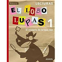 Lecturas 1: El misterio de la lupa roja. - 9788467845983