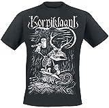 Korpiklaani Blacksmith T-Shirt Black
