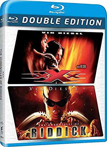 xXx + The chronicles of Riddick [Blu-ray] [Import anglais]