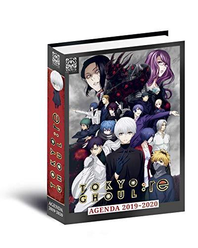 Agenda Tokyo Ghoul:re 2019-2020