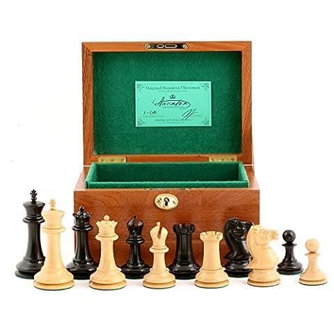 Chess set -1854 Edition 4