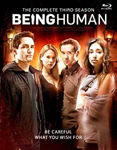 Being Human: Complete Third Season [Blu-ray] [2013] [US Import]