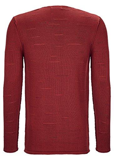 Red Bridge Homme Hauts / Pullover Knit Bordeaux