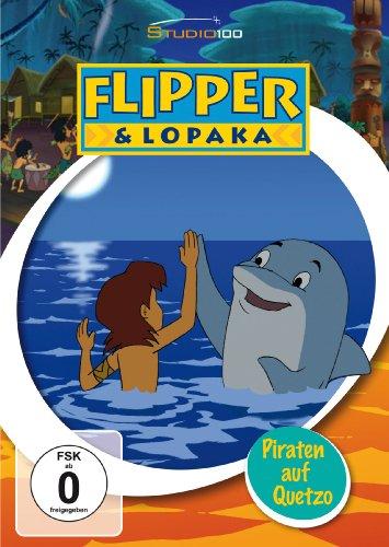 Flipper & Lopaka - Piraten auf Quetzo (Dvd-flipper)
