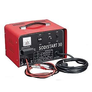 Chargeur de batteries 12/24V 30A Sodistart 30