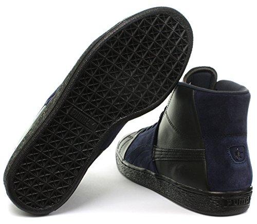 Tienda De Venta Puma Suede Mid X Curiosity Unisex Sneaker black-peacoat Descuento Barato Sitio Oficial Finishline Venta En Línea YCxKhmm1Sd