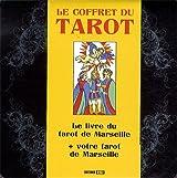 Le coffret du tarot : Le livre du tarot de Marseille + votre tarot de Marseille