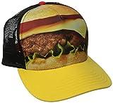 Neff The Hawk Trucker Cap, unisex, Burger, One size