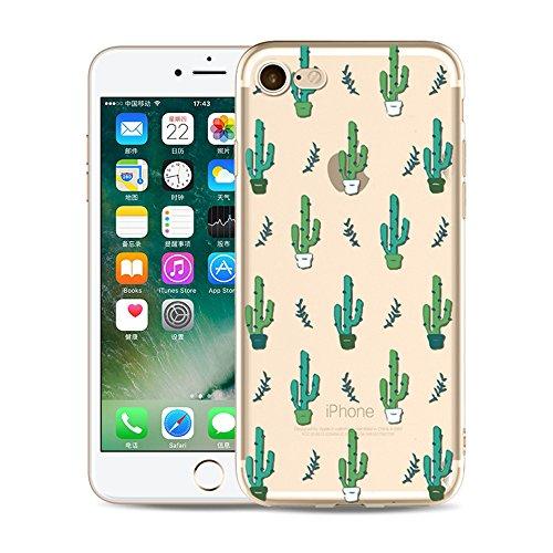 "iPhone 6S TPU Hülle,iPhone 6S Handytasche HandyHülle, BoomTeck Silikon Hülle Transparent Schutzhülle für 4.7"" Apple iPhone 6S/iPhone 6 Slim Weiche Unsichtbare Gel-Skizze Stoßfest Gummi Schützende Crys 13"