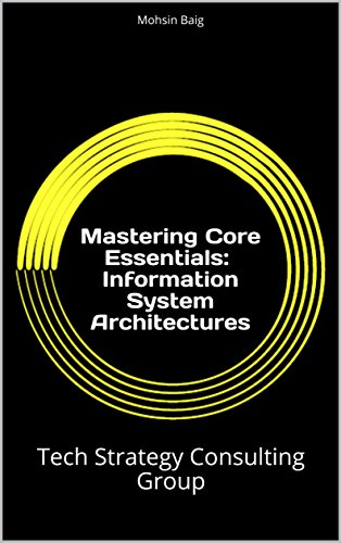 Mastering Core Essentials: Information System Architectures: Tech Strategy Consulting Group (English Edition)