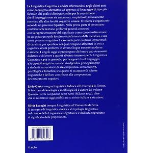 Introduzione alla linguistica cognitiva