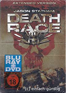 Death Race - Blu-ray & DVD Steelbook-Combo
