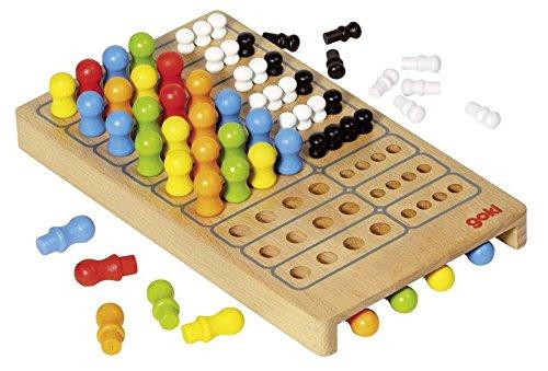 Goki-56708-Brettspiel-Master-Logic-basic