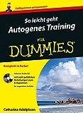 So leicht geht Autogenes Training für Dummies (Amazon.de)