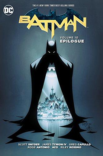 Batman Vol. 10: Epilogue (The New 52) (Batman: the New 52!) - Zeit Medikamente