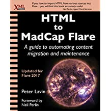 HTML to MadCap Flare (English Edition)