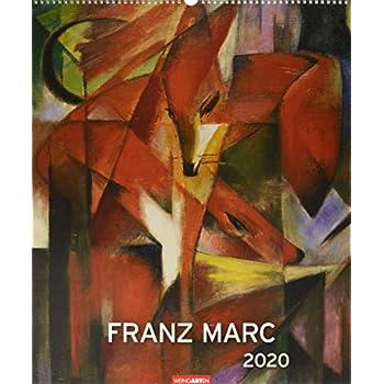 Franz Marc  - Kalender 2020