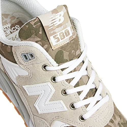 new balance MRT580 D White