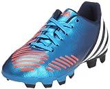 Adidas Predito LZ TRX Fg J, Scarpe da Calcio Bambino, Blu (Bleu (V22129), 33 EU