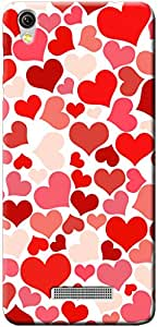 Fashionury Printed Soft Back Case Cover For Gionee Pioneer P5L -Print419080