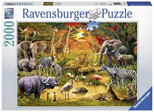 Ravensburger Tierisches Treffen am Wasser als Motiv