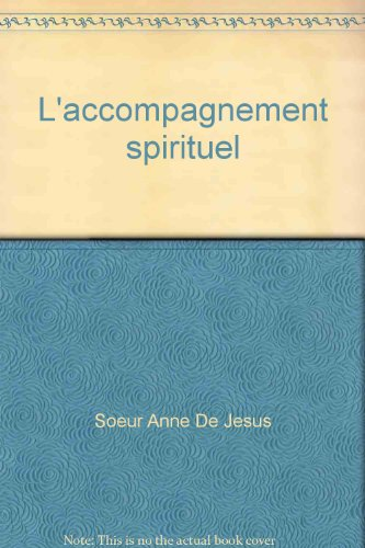 L'accompagnement spirituel