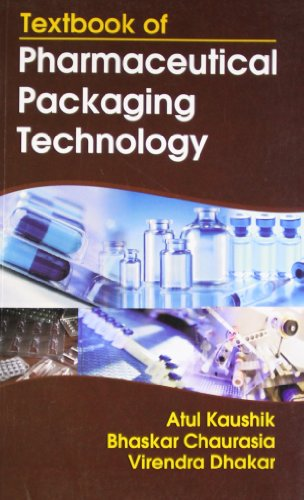 Textbook of Pharmaceutical Packaging Technology