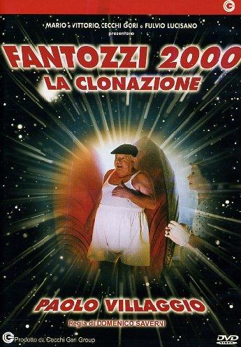 Bild von Fantozzi 2000 - La clonazione [IT Import]