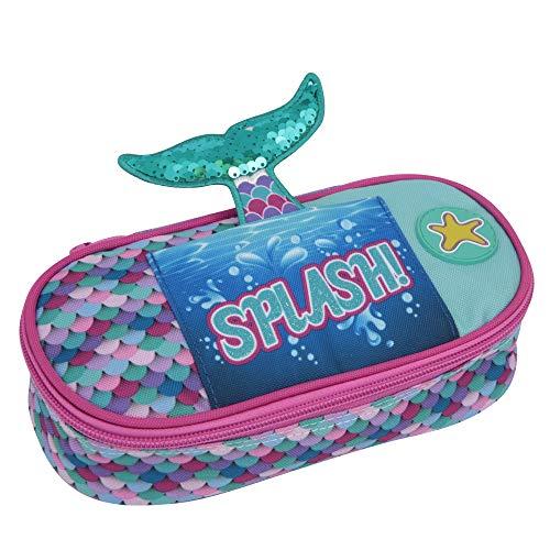 Giochi preziosi gopop 19 bustina ovale sirena custodia, 20 cm, multicolore