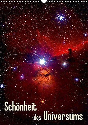 Schönheit des Universums (Wandkalender 2017 DIN A3 hoch): Fotografien von Sonne, Mond, Sternen und Nebeln (Monatskalender, 14 Seiten ) (CALVENDO...