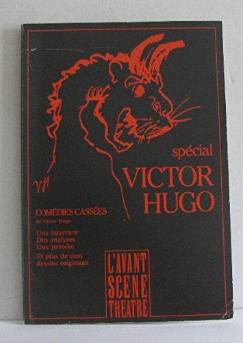 L'avant scène théâtre spécial victor hugo