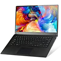 Ace-Pad S156 15.6'' Intel Quad Core CPU 4G RAM 64G eMMC Windows 10 System 1920X1080 Wi-Fi Laptop (Black)