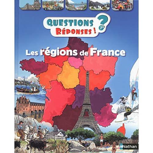 Les régions de France - Questions/Réponses - doc dès 7 ans (45)