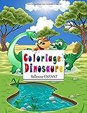 Coloriage Dinosaure: Mon Gros Livre de Coloriage : Les Dinosaures ; Peinture Magique Dinosaure ; Livre de Coloriage Dinosaure pour Enfant dès 3 ans ; ... des dinosaures (Coloriage Enfant Dinosaure)