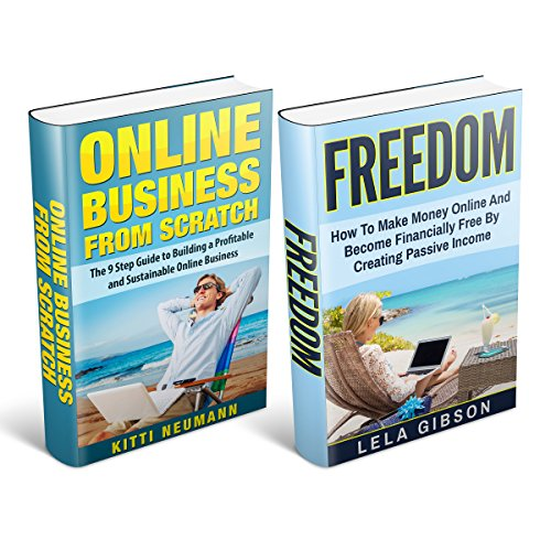 Scratch Box (Freedom & Online Business from Scratch Box Set)