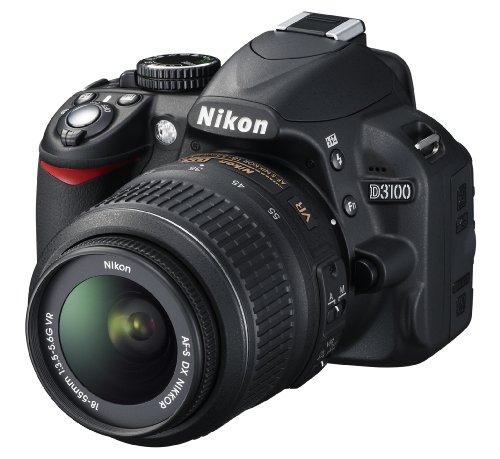 Nikon D3100 SLR-Digitalkamera_2