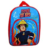 Sam El Bombero - Fireman Sam - Niños Mochila - Saving the Day 31 x 24 x 11 cm