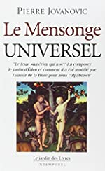 Le Mensonge Universel de Pierre Jovanovic