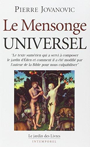 Le Mensonge Universel par Pierre Jovanovic