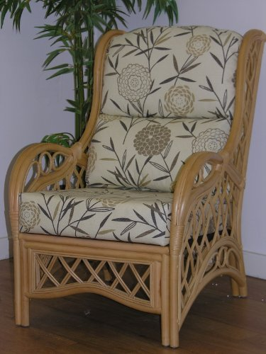 bamboo natural replacement cushions only for cane chair wicker u0026 rattan